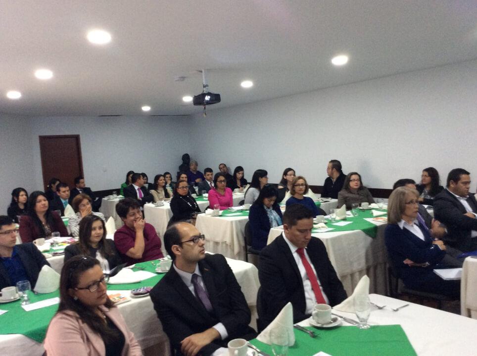 Conferencia Panel Incapacidad Total y Permanente Abril 21, 2016