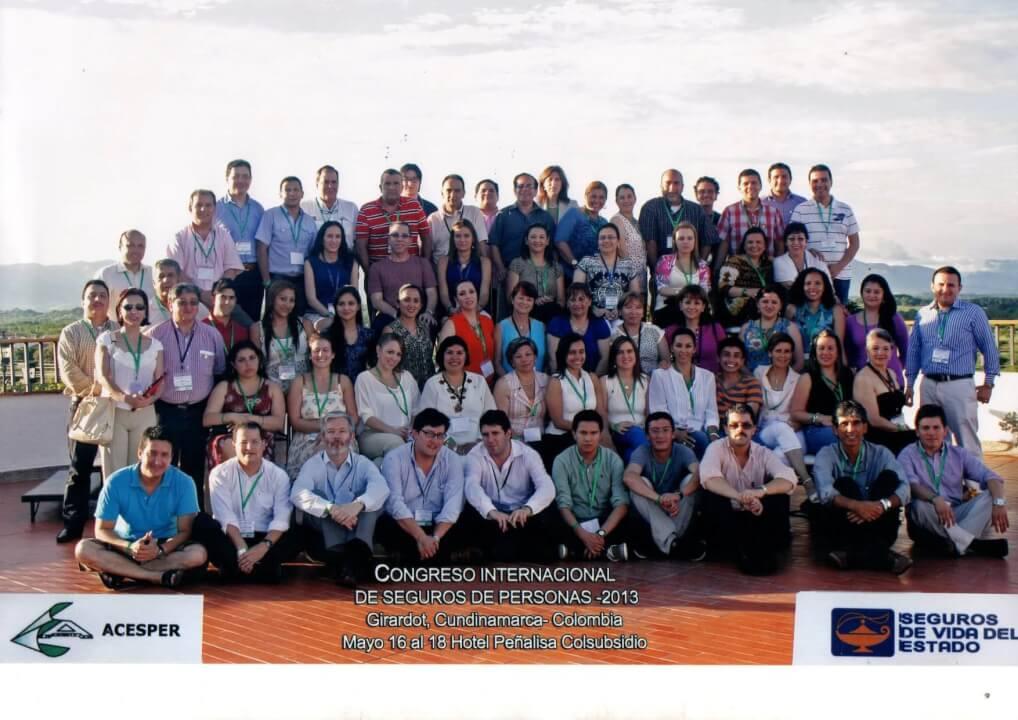 Congreso Internacional de Seguros de Personas 2013